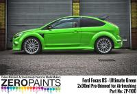 Ford (Europe) Colour Matched Paints 60ml