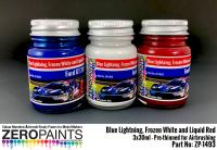 Ford GT 2018 -  Paint Set 3x30ml
