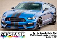 Ford Mustang 2019 - Lightning Blue Paint 60ml