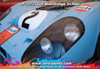 Gulf Blue Paint for 917's and GT40's etc 60ml