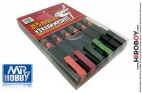 Gundam Marker Zeon Set (Set of 6) GMS108