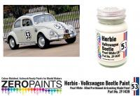 Herbie #53 Volkswagen Beetle Paint 60ml