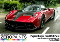 Pagani Huayra Pearl Red (Rosso Dubai) Paint 60ml
