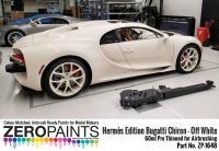Hermès Edition Bugatti Chiron Off White Paint 60ml | ZP-1648 | Zero Paints