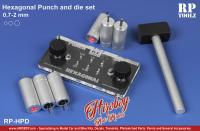Hexagonal Punch and Die Set (Nuts and Bolts)