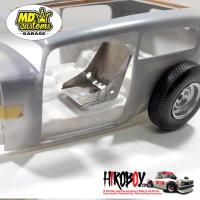 1:24/1:25 Hot Rod Bomber Seat 2 - MM2023