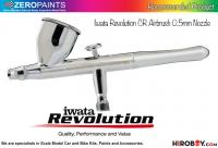 Iwata Revolution CR Airbrush 0.5mm Nozzle