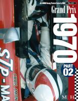 Joe Honda Racing Pictorial Vol #43: Grand Prix 1970 Part 2