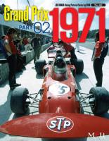 Joe Honda Racing Pictorial Vol #46: Grand Prix 1971 Part 2