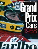 Joe Honda Racing Pictorial Vol #24: Grand Prix Cars 1988