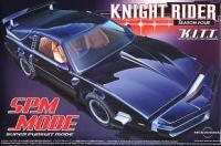 1:24 Knight Rider K.I.T.T. Super Pursuit Mode ('82 Pontiac Trans Am)