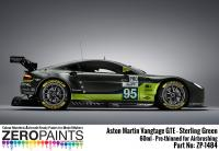 Aston Martin Vantage GTE - Sterling Green Paint 60ml