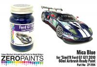 Mica Blue for 'Simil'R Ford GT GT1 2010 Paint 60ml