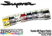 Toyota GR Supra Prominence Red Paint 30ml