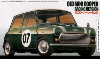 Old Mini Cooper Racing Version