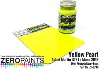 Yellow Pearl Aston Martin GTE Le Mans 2019 Paint 60ml