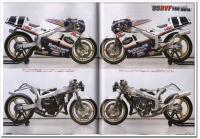 Racers Bike Magazine Vol 10 Honda RVF Legends