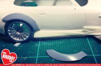 1:24 Rear Fender Flares ASM Honda S2000