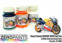 Repsol Honda NSR500 1998 Paint Set 3x30ml