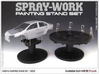 Spray-Work Painting Stand Set - 74522