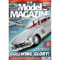 Tamiya Model Magazine - #234 (1:24 Mercedes-Benz 300SL)