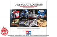 Tamiya Plastic Model Catalog 2018