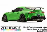 Toyota GR Supra Wasabi Concept Green Paint 30ml