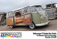 Volkswagen Type 2 (T1) Samba Bus Paints