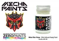 White Primer 30ml - Mecha Paint
