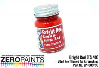 Bright Red Paint ( Similar to TS49) 30ml