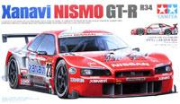 Xanavi/Motul Nismo (R34 & 350Z) Red/Silver Paint Set 2x30ml