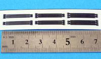 Small Zip Ties Black (Clamping Band) x30
