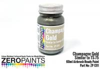 Champagne Gold Paint - Similar to TS75 60ml