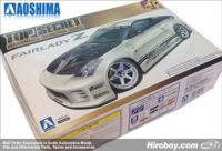 1:24 Top Secret Nissan 350Z / Fairlady Z33