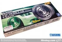 "1:24 VIP Modular VXS210 19"" VIP Wheel and Tyre Set #95"