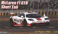 1:24 Mclaren F1 GTR Short Tail #49 West FM Le Mans 1995