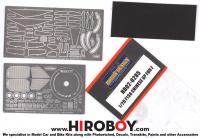 1:20 Ferrari F138 Chinese GP (Fujimi) Photoetched Detail up Set