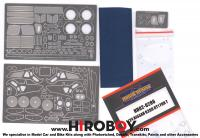 1:24 Nissan R390 (Tamiya) Photoetched Detail up Set