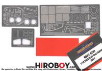 1:24 Toyota GT-One TS020 (Tamiya) Photoetched Detail up Set