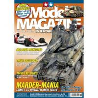Tamiya Model Magazine - #159 (Mclaren MP4/4)