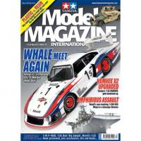 Tamiya Model Magazine - #187 (Porsche 935/78 Mody Dick)