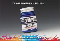 Blue Paint 30ml - Similar to Tamiya X4