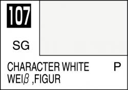 Mr Color Paint Character White 10ml # C107