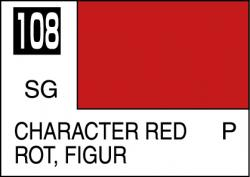 Mr Color Paint Character Red 10ml # C108