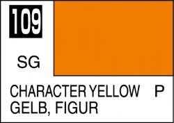 Mr Color Paint Character Yellow 10ml # C109