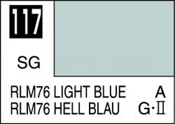 Mr Color Paint RLM76 Light Blue 10ml # C117