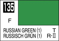 Mr Color Paint Russian Green (1) 10ml # C135