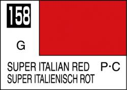 Mr Color Paint Super Italian Red 10ml # C158