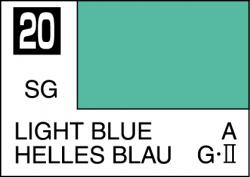 Mr Color Paint Light Blue 10ml # C020