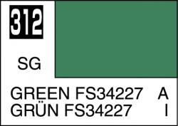 Mr Color Paint Green FS34227 10ml # C312
